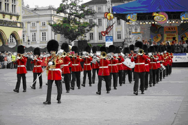 The Band of The Royal Regiment of Canada
