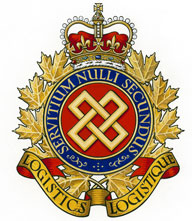 Logistics branch badge