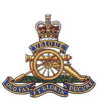 4th Air Defence Regiment Badge