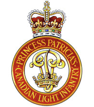Princess Paticia's Canadian Light Infantry Badge