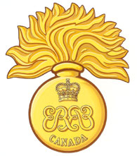 Insigne des Canadian Grenadier Guards